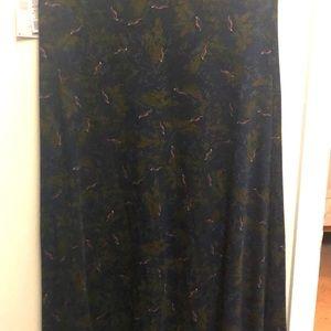 Brand new LuLaRoe Maxi Long Skirt -6 ways to wear!